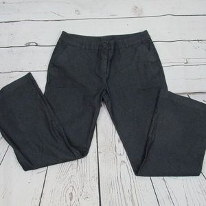 New York & Company dark stretch pants sz 8